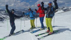 Lerarentraining Dutchweek Val Thorens april 2017